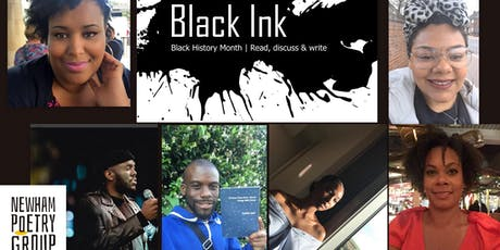 Black Ink - celebration of BHM2019 tickets