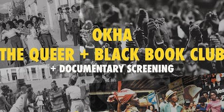 OKHA - The Queer + Black Book Club tickets