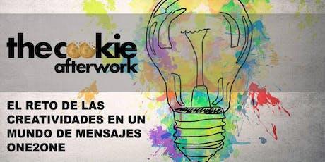 The Cookie Afterwork #juevesprogramatico: El reto de las creatividades en un mundo de mensajes one2one entradas