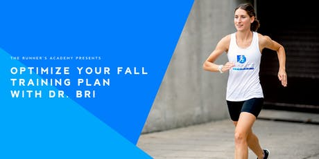 Optimize Your Fall Training Plan with Dr. Bri, ND tickets