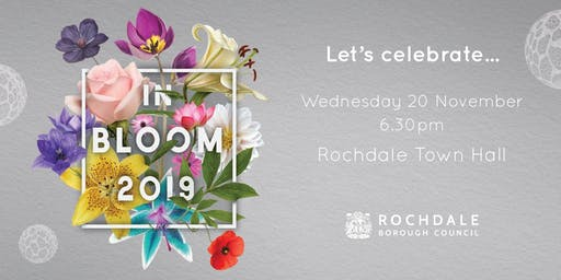 In Bloom celebration 2019