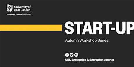 Start-Up: Business Planning tickets