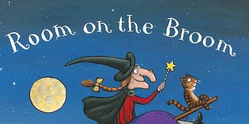 Room On The Broom - Storywalk Adventure
