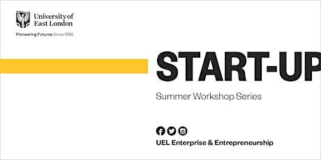 Start-Up Summer: Ideation tickets