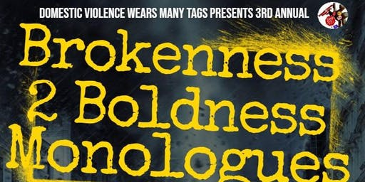 DVWMT Brokenness To Boldness Survivor Story Monologues Meet Drama Therapy