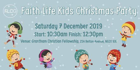 FLKids Christmas Party tickets