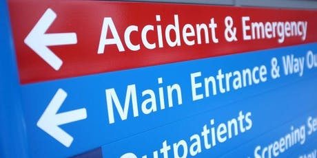 Urgent and Emergency Care Event tickets