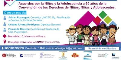 Mar del Plata, ¿Ciudad Amigable con la Niñez y Adolescencia?