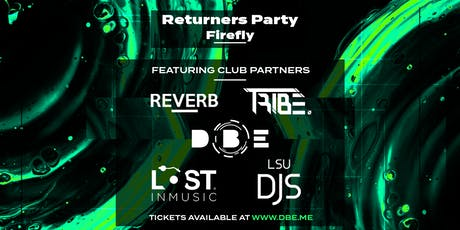 DBE festival Warm Up ft Reverb, Lost In Music, Tribe & DBE Residents tickets