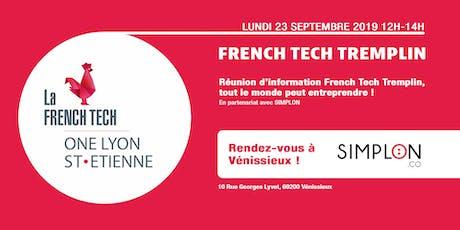 Réunion d'information French Tech Tremplin tickets