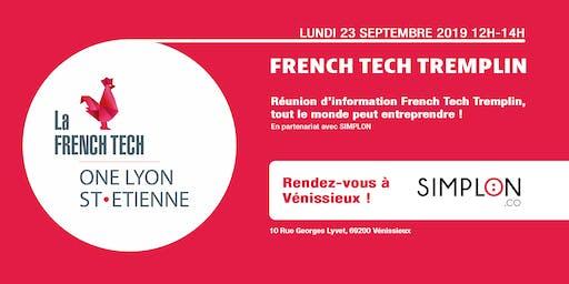 Réunion d'information French Tech Tremplin