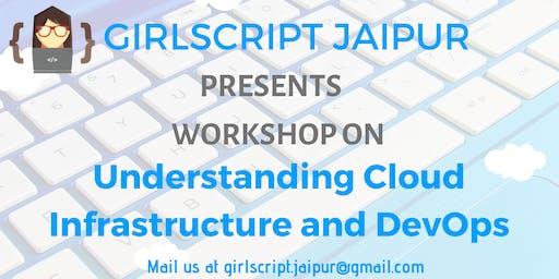 Workshop on Understanding Cloud infrastructure and DevOps