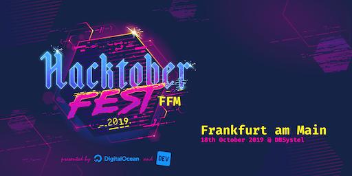 Hacktoberfest Frankfurt 2019