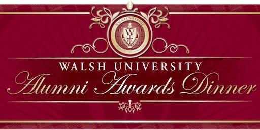 Walsh University Outstanding Alumni Awards Dinner