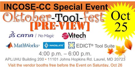 The SE Oktober-Tool-fest  (Friday Night - Exhibit Booths Only) tickets