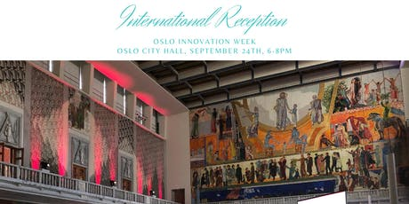 OIW - International Reception - With City of Oslo and MAK tickets