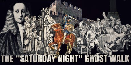 "Flecky Bennett's ""Saturday Night"" Manchester Ghost Walk  tickets"