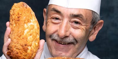 Gluten-Free Pastry with Steve Thorpe