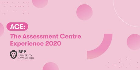 ACE: The Assessment Centre Experience (Leeds) tickets