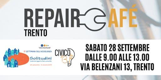 Repair Cafè Trento: riparare oggetti, costruire comunità