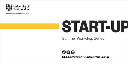 Start-Up Summer: Pitching, Networking & Sales