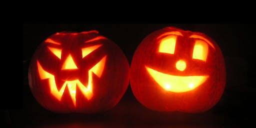 Spooktacular Pumpkin Carving Contest / Concours de sculptures de citrouille