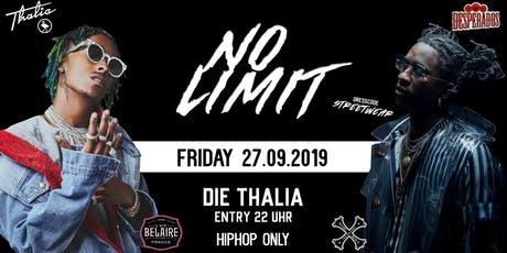 NO LIMIT - Only Hip Hop | 100% Turn Up Part 6 Tickets