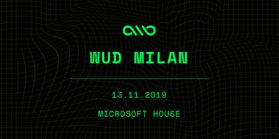 WUD Milan 2019 - Design for the future we want