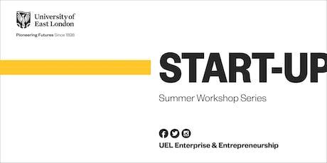 Start-Up Summer: Business Planning tickets