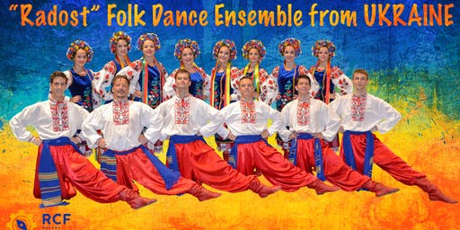 Dance Ensemble from UKRAINE live at Temple Terrace Golf and Country Club