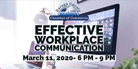 Effective Workplace Communication tickets