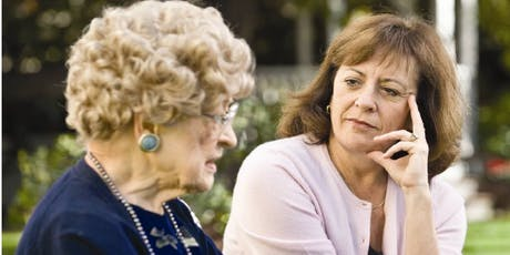 Dementia and How to Cope: A Seminar for Family CAREGivers tickets