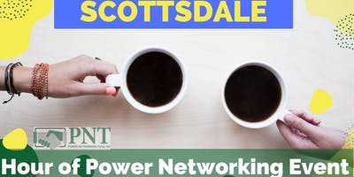 11/12/19 – PNT Scottsdale – Hour of Power Networking Event