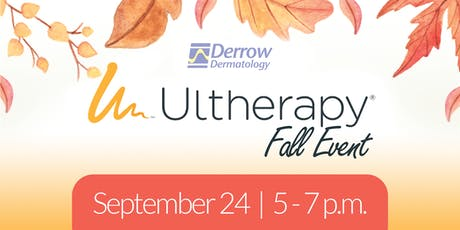 Fall In Love With Your Skin — Ultherapy Event tickets