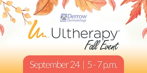 Fall In Love With Your Skin — Ultherapy Event