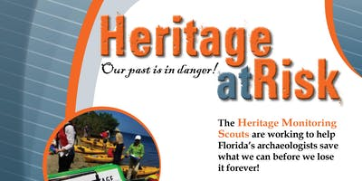 Heritage Monitoring Scout Workshop