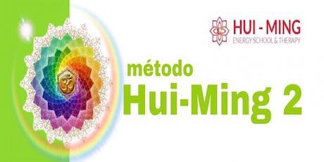 Curso Método Hui-Ming 2 entradas