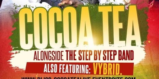 Cocoa Tea Live in Concert