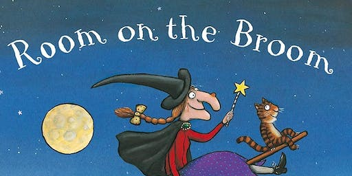 Room On The Broom - Story Walk Adventure, Afternoon
