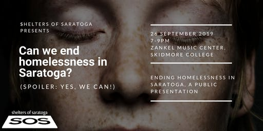 Presentation: Ending Homelessness in Saratoga