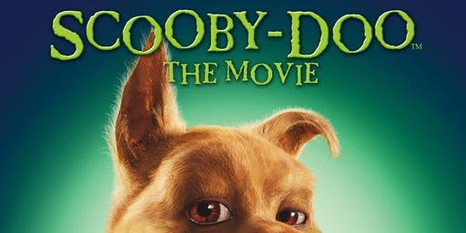 Movies at the Rock: Scooby Doo