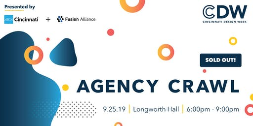 Agency Crawl CDW19 (SOLD OUT)