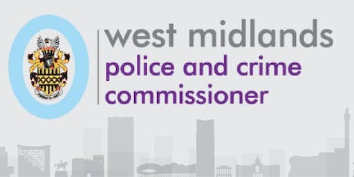 West Midlands Police and Crime Commissioner Business Fraud Event