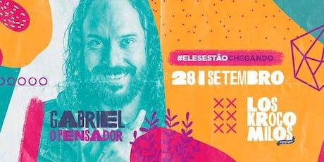 Festival Los Krocomilos ingressos
