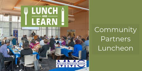 Lunch and Learn:  Community Partners Luncheon tickets