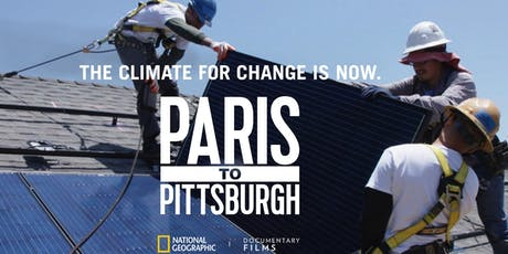 Paris To Pittsburgh Screening and Panel Discussion tickets