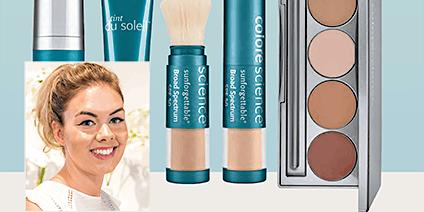 Perfecte look tijdens de feestdagen?  Make-up artist Mandy geeft advies!