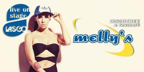 EARLY BIRD - mellys - 2000er Party mit Lasgo live! @ KWM  Tickets