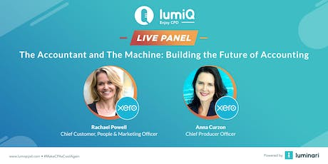 LumiQ: The Accountant and The Machine -Building the Future of Accounting tickets