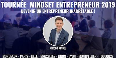 Tournée Mindset Entrepreneur - Lyon
